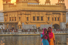 DSC_0830 (Ben Perek Photography) Tags: india punjab amritsar asia hindu sikh golden temple incredible beauty sunset sunrise sun gold piligrimage