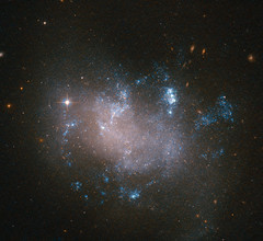 Hubble Observes an Irregular Galaxy with a Peculiar Supernova (NASA's Marshall Space Flight Center) Tags: nasa marshall space flight center msfc goddard gsfc hubble telescope solar system beyond esa european agency universe astronomy supernova galaxy ugc12682