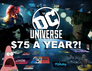 Titans Trailer Released + DC Universe Price Details!