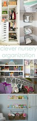 Clever Nursery Organization Ideas from Project Nursery - love the idea of baskets hung from the wall next to the changing table! nursery organization (Home Decor and Fashion) Tags: baskets changing clever from hung idea ideas love next nursery organization project table wall