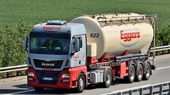 D - Eggers >622< MAN TGX 18.480 XLX (BonsaiTruck) Tags: eggers 622 man tgx lkw lastwagen lastzug silozug truck trucks lorry lorries camion caminhoes silo bulk citerne powdertank