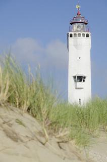Lighthouse (Noordwijk) -9471