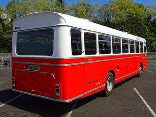 SHN 80L - Bristol RELH/ECW@ Bus Rally Newcastle Quayside
