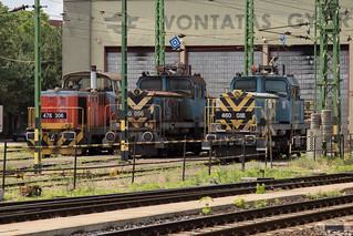 MÁV Class 460 Győr