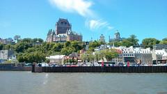 Vieux Québec, vue du traversier, Canada - 1330 (rivai56) Tags: château frontenac castle québec canada ca oldquebec viewoftheferry pq