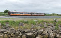 Carriages (Ronan McCormick) Tags: ilobsterit canon ireland abandoned carriage clare iarnrodeireann irishrail moyasta old west wildatlanticway