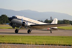 Douglas DC-3A. HB-IRJ. Aero Passion. (Themarcogoon49) Tags: douglas dc3 aircraft planespotting gva lsgg cointrin airport switzerland avgeek