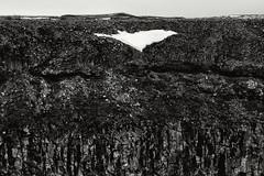 Canyon Of Hvítá River (pni) Tags: monochrome canyon stone rock landscape view hvítá river ice gullfoss is18 iceland ísland pekkanikrus skrubu pni