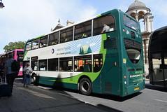 SO 12012 @ High Street, Oxford (ianjpoole) Tags: stagecoach oxfordshire alexander dennis enviro 400h ou10gha 12012 working route 10 john radcliffe hospital speedwell street oxford