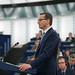 Polish PM chooses to focus on economy, amid questions on rule of law in Poland