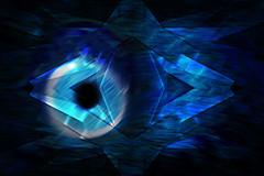 Fatima's Eye (andycurrey2) Tags: smileonsaturday luckycharm blue abstract geometric textures islam turkey art