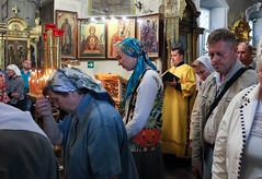 Праздник апостолов Петра и Павла  в Троицком-Кайнарджи
