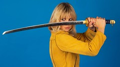 Kill Bill (fstop186) Tags: killbill pippa samurai sword blonde girl beautiful action