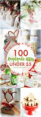 DIY Gifts : Over 100 Handmade Gifts that are perfect for Christmas gifts, birthday presents,… (mygiftslist) Tags: gifts