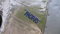 """INGRID"" (blazer8696) Tags: 2018 4462070 air airport b29 b29a boeing caf commemorative county ecw fifi force ghost hpn khpn n529b nx529b ny newyork saroscafarmestates squadron superfortress t2018 usa unitedstates westharrison westchester bomber vintage warbird img5525 rtei684 rteny120"