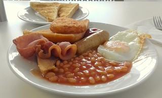Small English Breakfast