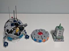 Lego Nexogon shapes
