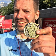 I made it!!! I've completed L'Etape du Tour in 10:59:14 including my breaks for food and catching my breath, and in 8:57:27 without the breaks. It's been incredibly hard and long, but I made it! Thanks #AlpecinCycling #BicyclingNL #MyCanyon #Wahooligan