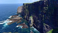 (orientalizing) Tags: atlantic atlanticocean cliffs coast highlands isleofhanda landscape rocky scotland shore