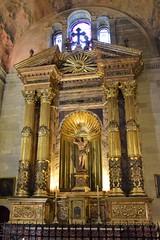 Catedral de Málaga (Andalucía, España, 15-6-2018) (Juanje Orío) Tags: 2018 málaga provinciademálaga andalucía españa espagne espanha espanya spain biendeinteréscultural catedral cathedral interior retablo religión