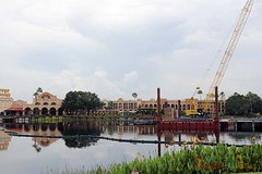 IMG_9244 (Passport to the Parks) Tags: disneys coronado springs resort construction update july 2018 disney hotel