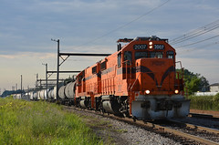 South Shore switcher (CN Southwell) Tags: chicago south shore bend rr railroad freight