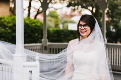 Olivia, the bride (osulls) Tags: lookslikefilm smiles groom bride wedding weddingdress naturallight canonef70200mmf28lisiiusm canon canon5dmarkiv grainy vsco sanantonio texas unitedstates us