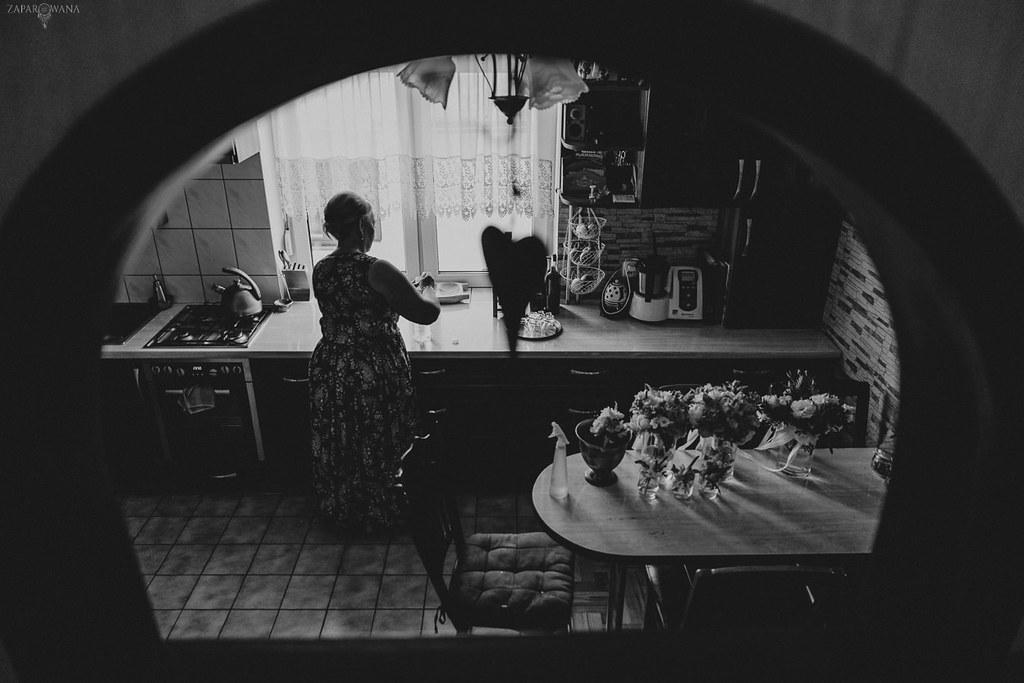008 - ZAPAROWANA - Fotograf ślubny Warszawa Żelechów