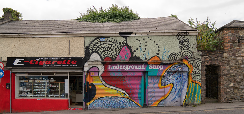 EXAMPLES OF STREET ART [URBAN CULTURE IN WATERFORD CITY]-142275