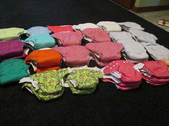 no more diapers (terryhadalittlelamb) Tags: cloth diapers findlay ohio oh