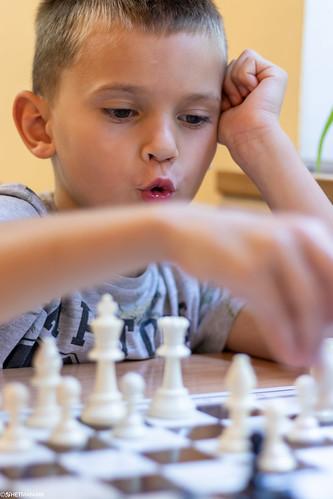 VIII Szachowe Mistrzostwa Społecznego Przedszkola Akademia Przedszkolaka-38