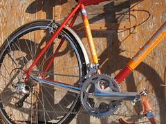 Drivetrain_8606 (Hoopdriver) Tags: hoopdriverbicycles custombuild marinoni turismo custompaint shimano105 deda brooks colt touringbike