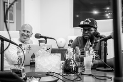 """The""""Think-Free"""" Edition of The D'usse Friday Podcast (Brother Christopher) Tags: brotherchris podcast podcasting podsincolor rocnation jayz 444 nhyc hiphop memphisbleek relcarter baxelrod dusse dussecognac bnw dussefriday dussefridaypodcast talk discussion drink portrait music phillyfreeway freeway rapper artist philadelphia thinkfreealbum"""