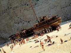 IMG_1044 (SyrianSindibad) Tags: greece zakynthos navagiobeach shipwreckbeach smugglerscove