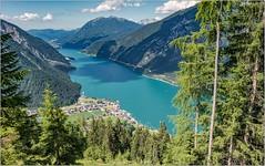 Pb_6200286 (calpha19) Tags: imagesvoyagesphotography olympus omd em1mkll zuiko m1240f28 landscapes paysages lake lac seabluecolor juin 2018 pertisau achensee montagne austria autriche tirol
