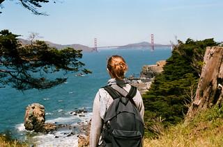 Tam / Lands End - San Francisco, Californie