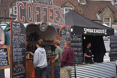 People and stalls at Malton Food Festival 2018 (Tony Worrall) Tags: update place location uk england north visit area attraction open stream tour country item greatbritain britain english british gb capture buy stock sell sale outside outdoors caught photo shoot shot picture captured malton yorkshire yorks people stalls atmaltonfoodfestival street streetphotography urban candid person picturesinthestreet photosofthestreet goods foodie food shop shoppers eat cannycoffee smokehouse
