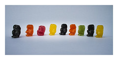 The Jelly gang- (Martyn.A.Smith LRPS) Tags: jellys sweets colourful canon7d