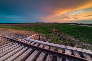 The Abandoned Railroad