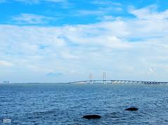 Jembatan Suramadu (2) (Detta Priyandika) Tags: surabaya suroboyo skyline skyscraper skyscrapers strait selat boğazı boğaz suramadu bridge jembatan köprüsü köprü ind en east java jawa timur madura wonderful indah pencakar langit sky hills