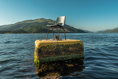 Take A Seat (Click And Pray) Tags: managedbyclickandpraysflickrmanagr lochlong loch lake landscape horizontal argyll scotland ardentinny seat chair floating lochlonglochlakelandscapehorizontalargyllscotlandardentinnyseatchairfloatinggbr