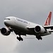 Turkish Cargo TC-LJL Boeing 777-FF2 cn/60403-1532 @ EDDF / FRA 01-05-2018