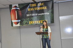 Leadership Institute Presentation 2018