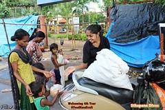 Sthapana Divas 043 (narfoundation) Tags: proudnar narfoundation food donation ngo mumbai india miteshrathod sthapanadivas social work povert no1
