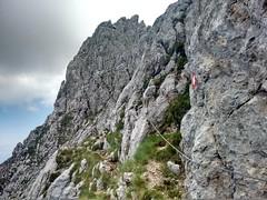 2018-07-03_03-32-31 (Marlon Kron) Tags: maglic mountain bosnia herzegowina montenegro border fixed rope route steep highest peak prijevor pass via dinarica