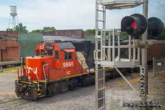 IC 9566 | EMD GP38-2 | CN Yazoo Subdivision (M.J. Scanlon) Tags: amtk59 amtk63 amtrak business cnyazoosubdivision cno canon capture cargo cityofneworleans commerce digital emd eos engine freight ge gmo gmo746 gp382 greenwood gulfmobileohio haul horsepower ic9566 image impression landscape locomotive logistics mjscanlon mjscanlonphotography memphis merchandise mississippi mojo move mover moving nola neworleans outdoor outdoors p42dc perspective photo photograph photographer photography picture rail railfan railfanning railroad railroader railway scanlon steelwheels super tennessee track train trains transport transportation view wow ©mjscanlon ©mjscanlonphotography