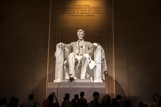 Abraham Lincoln Memorial (Washington DC)