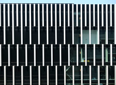 Piano Design (YIP2) Tags: diagonal window windows facade abstract minimal minimalism simple less line linea detail pattern lines geometry design architecture building repetition eur rotterdam erasmusuniversity campus