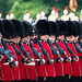 THE QUEEN celebrates her official birthday today at the Trooping the Colour ceremony