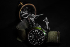 Military... (fabakira) Tags: fabakira fabakiraphotography fabakiraphotography2018 nikon d7000 nikkor nikkor40macro watches montres victorinox victorinoxswissarmy gardetemps horlogerie toys colors green nikonphotographers nikonphotography nikonartists nikonfr